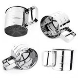Sifter set isolated Royalty Free Stock Image