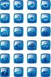 στιλπνό διάνυσμα απεικόνι&sig Στοκ φωτογραφία με δικαίωμα ελεύθερης χρήσης