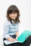 Sig.na Office Fotografie Stock Libere da Diritti