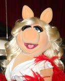 Sig.na Piggy, i Muppets Fotografie Stock