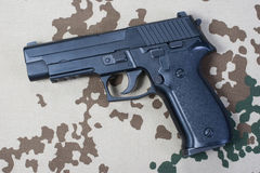 Sig Sauer ręki pistolet Zdjęcie Stock