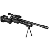 Sig Sauer Sniper Rifle. Illustration from online game In Nomine Credimus Stock Photos