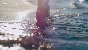 Siga a la muchacha de las piernas en el mar metrajes