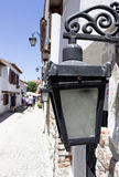 Sigacik wioska Izmir, Turcja - Obrazy Stock