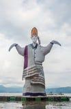 Sigale-vendaval. imagem de stock