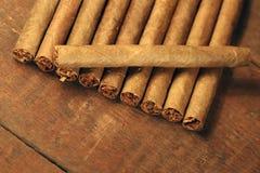 Sigaren Stock Foto