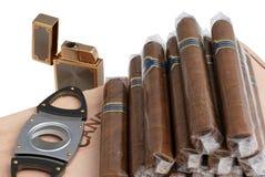 Sigaren Stock Afbeeldingen