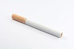 Sigaret de belangrijke oorzaak van longkanker Stock Foto