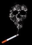 Nr die - roken Stock Foto