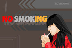 Sigaretta Fotografie Stock