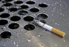 Sigaretta di fuoco senza fiamma Fotografia Stock Libera da Diritti