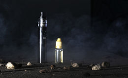 Sigaretta elettrica Immagine Stock