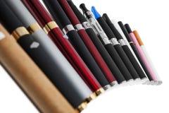 Sigaretta elettronica Immagini Stock