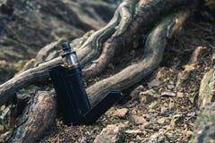 Sigaretta elettronica alla moda Fotografia Stock