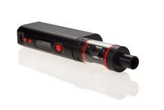 Sigaretta elettronica nera Immagine Stock Libera da Diritti