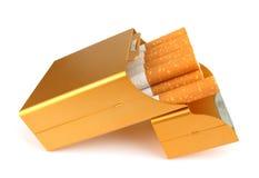 Sigarette Fotografia Stock Libera da Diritti