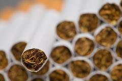 Sigarette, fumanti Fotografia Stock Libera da Diritti
