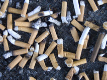 Sigaretten Stock Afbeelding