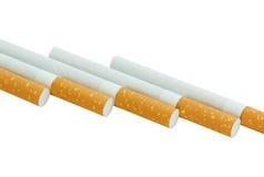 Sigaretten Royalty-vrije Stock Foto's