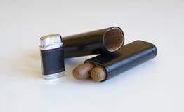 sigari Fotografia Stock Libera da Diritti