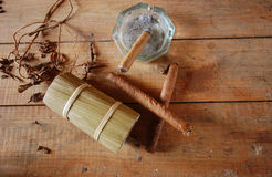 Sigari, tabacco, Vinales Immagine Stock Libera da Diritti