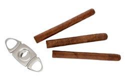 sigaro Immagini Stock Libere da Diritti