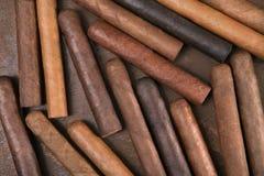Sigaro Fotografie Stock
