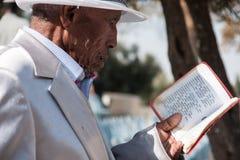 Sigd - äthiopische Juden Holyday Lizenzfreies Stockfoto