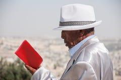 Sigd - äthiopische Juden Holyday Lizenzfreie Stockfotografie