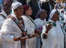 Sigd - äthiopische Juden Holyday Stockfoto
