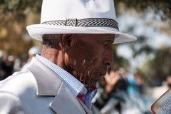 Sigd - эфиопские евреи Holyday Стоковые Фотографии RF