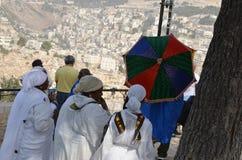 Sigd en Jerusalén Imágenes de archivo libres de regalías