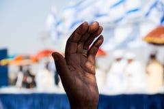 Sigd - An Ethiopian Jews Holiday Royalty Free Stock Image
