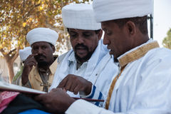 Sigd - An Ethiopian Jews Holyday Royalty Free Stock Photos