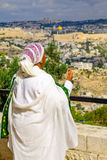 Sigd 2015 - holiday of the Ethiopian Jewry Stock Photography
