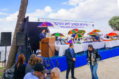 Sigd 2015 - holiday of the Ethiopian Jewry Royalty Free Stock Photography