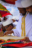 Sigd 2015 - holiday of the Ethiopian Jewry Royalty Free Stock Image