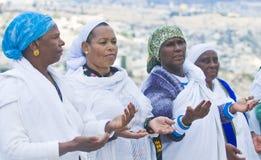 Sigd in Jerusalem Royalty Free Stock Photo