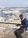 Sigd in Jeruzalem stock foto's