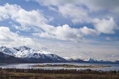 Sigerfjorden Stockfotos