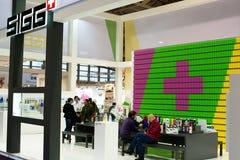 Sigg à l'exposition d'Ambiente dans Franfkurt Photographie stock libre de droits