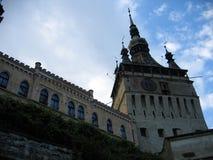Sighisoara â Roemenië royalty-vrije stock afbeeldingen