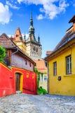 sighisoara της Ρουμανίας στοκ εικόνες