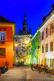 Sighisoara, Τρανσυλβανία, Ρουμανία στοκ εικόνα με δικαίωμα ελεύθερης χρήσης