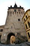 sighisoara города средневековое Стоковое фото RF