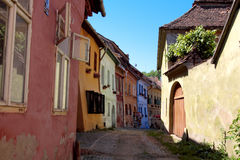 Sighisoara Royalty-vrije Stock Fotografie