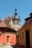 Sighisoara Stock Photo