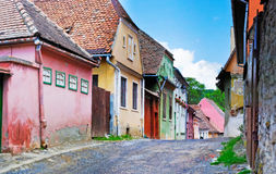 Sighisoara Stock Foto