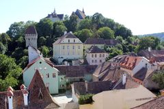 Sighisoara Royalty Free Stock Photo