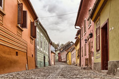 Sighisoara Obrazy Stock